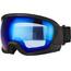 UVEX Contest FM - Gafas de esquí - negro